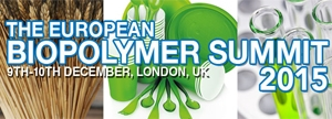 The 2015 European Biopolymer Summit
